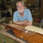 Martí Romero Torrelles, luthier