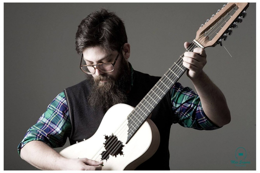 Alfons Ferran - Red Neck Luthier